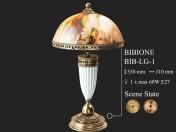 Lámpara KUTEK BIBIONE babero-LG-1