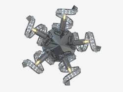 Sconce Spider (742654)
