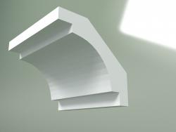 Corniche en plâtre (socle de plafond) KT215-2