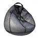 3d Set of ten flock chairs in bags of different colors model buy - render