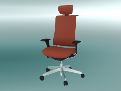Swivel chair (131SFL + HA)