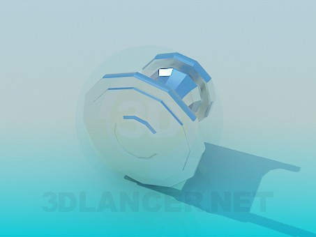 3d model Knob - preview