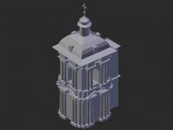 Glockenturm der Mariä Himmelfahrt-Kathedrale