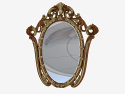 Mirror in the classical style of 103S