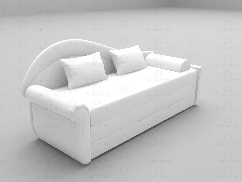 modelo 3D Lagune - escuchar
