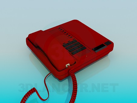3d model Phone - preview