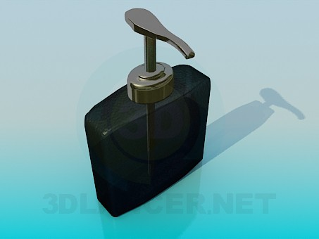 3d model Tank for liquid soap - preview