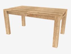 Dining table (SE.1060 160-260x76x90cm)