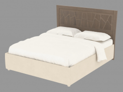 Double bed L1LMONC