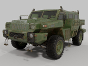 "Armored car ""Marauder"""