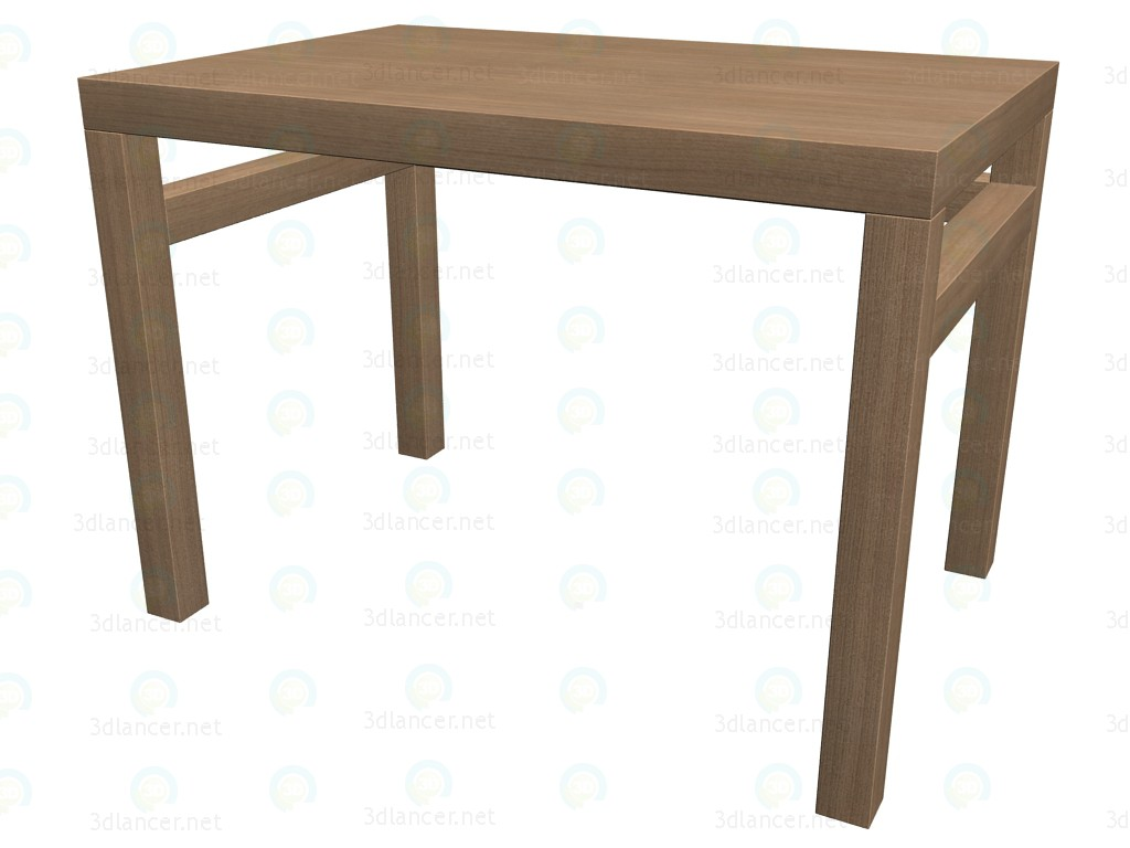 3d modeling Low table 9821 model free download