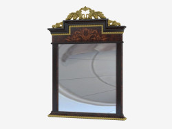 Mirror in the classical style 1622