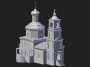 Arzamas. Nikolsky temple