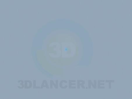 3d модель Люстра – превью
