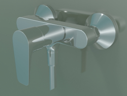 Single lever shower mixer (71760000)