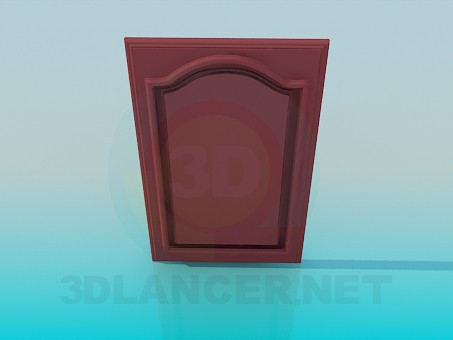 3d model Door from the kitchen cabinet - preview