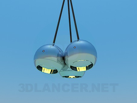 3d modeling Lamp-Balls model free download