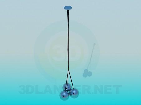 3d model Lamp-Balls - preview