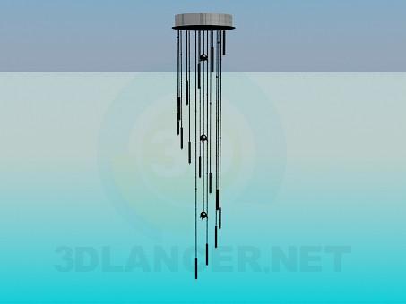 3d model Araña de estrecho - vista previa