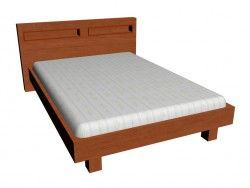 Ліжко 140x200cm