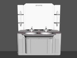 Modular system for bathroom (song) (67)