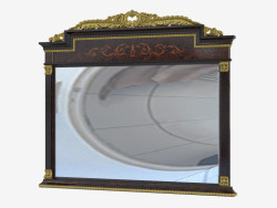 Mirror in the classical style of 1680S