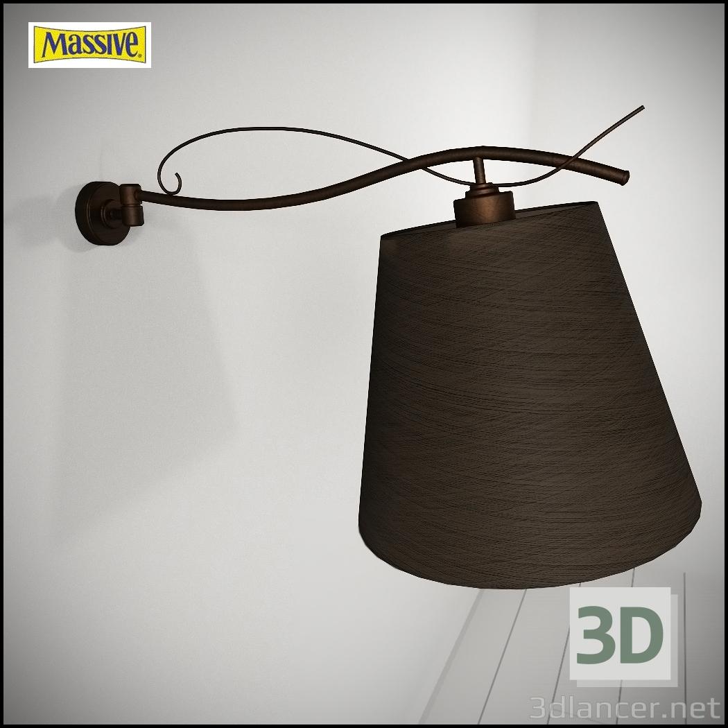 3D Bra Massive 37672 modeli satın - render