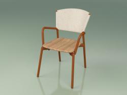 Chair 021 (Metal Rust, Sand)