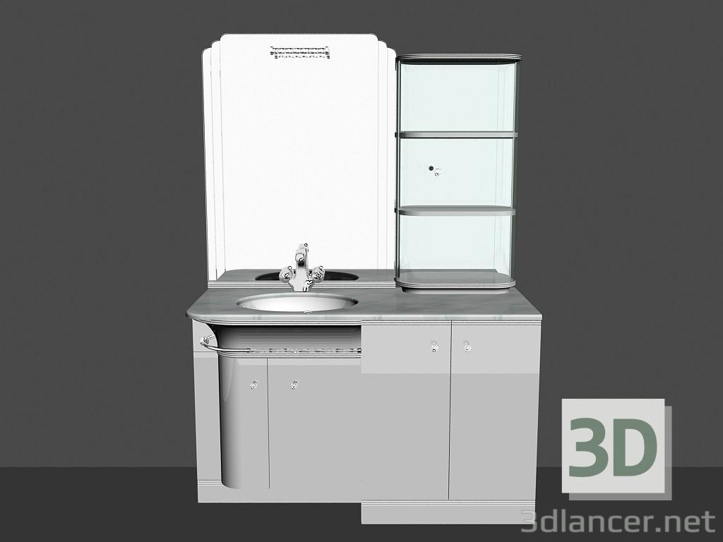 Modelo 3d Sistema modular para baño (canción) (69) del fabricante ...