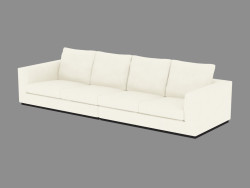 Sofa Quadruple Andersen Line (318)