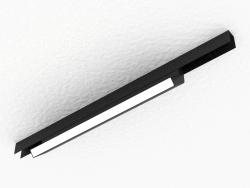 चुंबकीय busbar के लिए एलईडी दीपक (DL18787_Black 20W)
