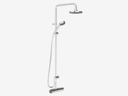 MMIX Shower System Kit 160 c / c