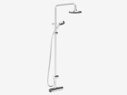 Kit de sistema de ducha MMIX 160 c / c
