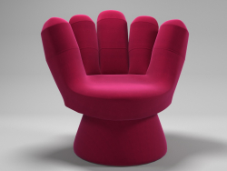 Chair hand