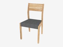 Chaise rembourrée (SE.K1 48x85x50cm)