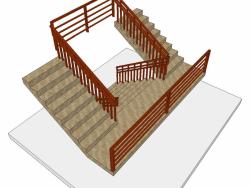 सीढ़ियों
