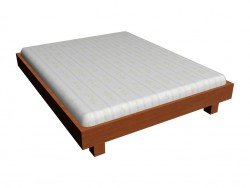 Bett 160 x 200 (ohne Kopfteil)