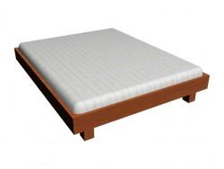 बिस्तर 160 x 200 (कोई चारपाई की अगली पीठ)