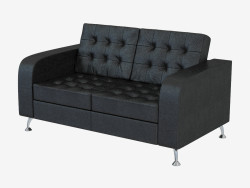 Leather Sofa Rolf Lux (RFB-02)