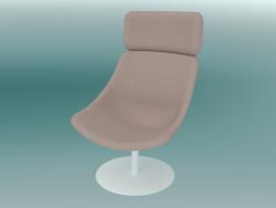 Armchair AUKI (S117 with headrest)