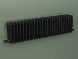 Radiateur tubulaire PILON (S4H 5 H302 25EL, noir)