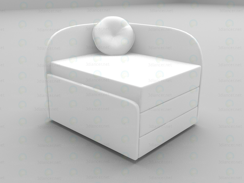 modelo 3D Timon - escuchar