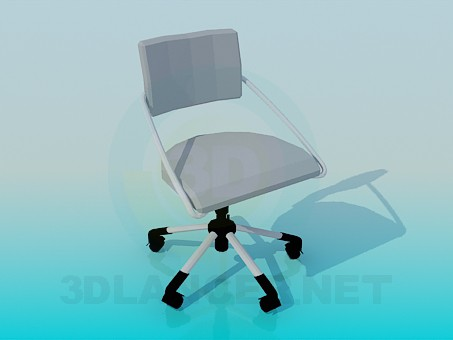 3d modeling Chair Office model free download