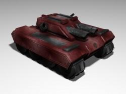 """Tank """"Spoiler"""""""