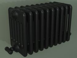 Radiador tubular PILON (S4H 6 H302 10EL, preto)