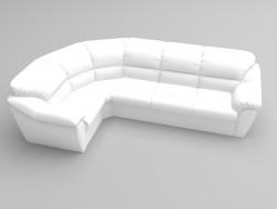 Canapé d'angle Venus