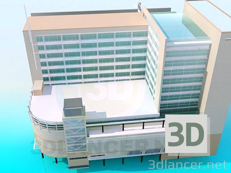 3 डी मॉडल 383 का निर्माण - पूर्वावलोकन