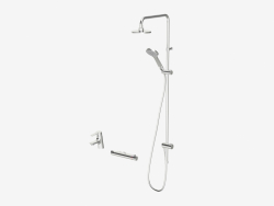 Cera Bathroom Concept 160 set doccia c / c