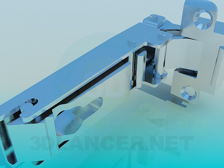 3d model Hinge - preview