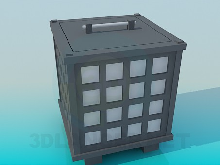 3d model Interesting cabinet - preview